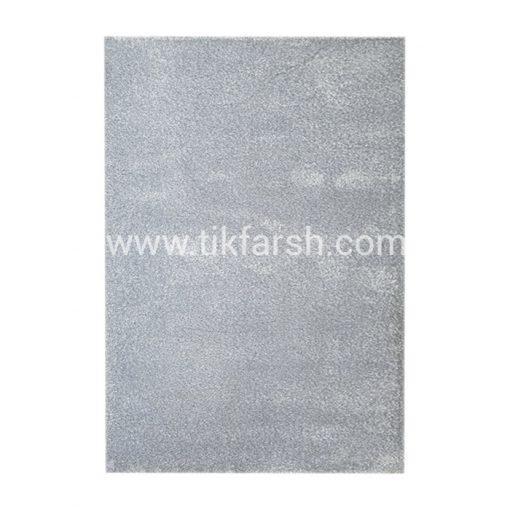 فرش شگی سه بعدی طوسی